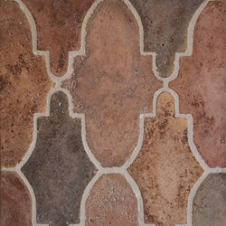 Arabesque Mini Varona Cement Tile