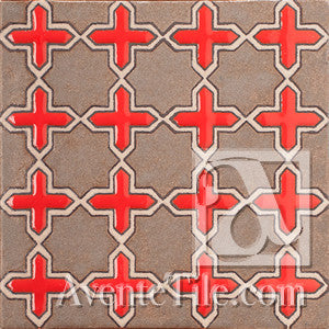 Geometrical Aragon 2CB Ceramic Tile