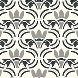 Avente Arabesque Mission Malaga French 01 Cement Tile Rug