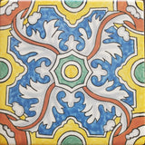 "Portuguese Braganza 6""x6"" Hand Painted Decorative Tile"