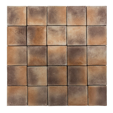 Rustic Cement Tile Color Chips - Beachwood Flash