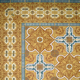 "Cuban Heritage Design 110 3B 8""x8"" Encaustic Cement Tile"