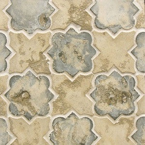 An Arabesque tile adds an architectural element with a monochrome color scheme as you see with Cordova Cement Tile in Winslet Blend.</a></center> <h4>Hand-Painted Tile Fireplace Details</h4> <div>The one-of-a-kind quality of hand-painted tile lends itself well to creating a stunning fireplace that is unique to you and your home. In fact, hand-painted tiles, with their variation in color, create a rustic look that pairs well witha textured fireplace.</div> <div></div> <div></div> <div> <h4>Contemporary-Looking Tile inNeutralColors</h4> <div>If you're trying to create a mid-century modern feel with clean and contemporary lines, you'll prefera neutral color or organice color using square-edged tiles without any pattern such as<span></span><a href=