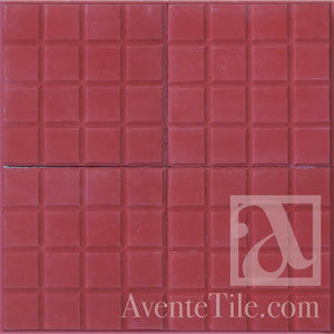 "Textured Cuadros 16 8"" x 8"" Cement Tile"