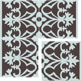Cuban Heritage CH220-3B Border Cement Tile