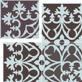 Cuban Heritage CH220-3B Outside Corner Cement Tile