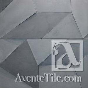 Elevations Angles Relief Cement Tile