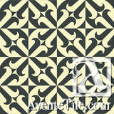 Mission Santander - A Encaustic Cement Tile