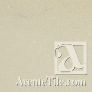 "Classic Solid Color Cream 8"" x 8"" Cement Tile"