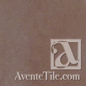 "Classic Solid Color Coffee 8"" x 8"" Cement Tile"