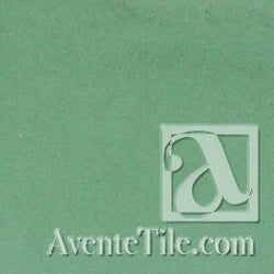 "Classic Solid Color Sage Green 8"" x 8"" Cement Tile"