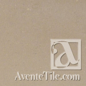 "Classic Solid Color Taupe 8"" x 8"" Cement Tile"