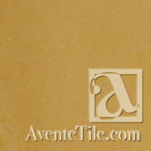 "Classic Solid Color Mustard 8"" x 8"" Cement Tile"