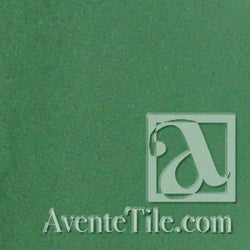 "Classic Solid Color Pine Green 8"" x 8"" Cement Tile"