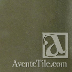 "Classic Solid Color Olive 8"" x 8"" Cement Tile"