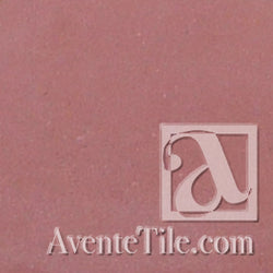 "Classic Solid Color Rose 8"" x 8"" Cement Tile"