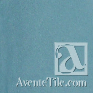 "Classic Solid Color Turquoise 8"" x 8"" Cement Tile"