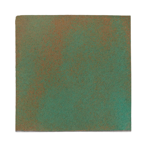 "Malibu Field 12""x12"" Copper Ceramic Tile"