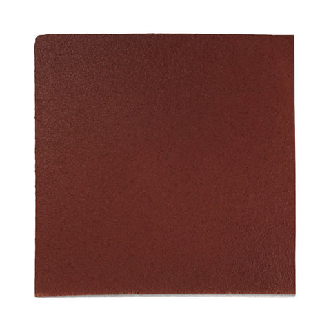 "Malibu Field 12""x12"" Pueblo Red Ceramic Tile"