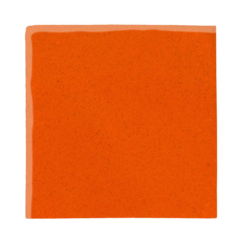 "Malibu Field 12""x12"" Pumpkin #1585C Ceramic Tile"