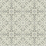 "Mission California Gray Colorway Encaustic Cement Tile 8""x8"" - Layout"