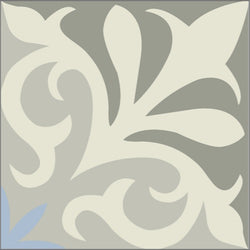 Mission Nantes B Encaustic Cement Tile