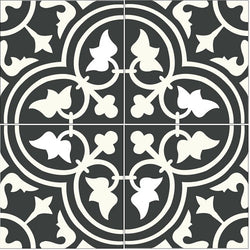 Mission Roseton D Encaustic Cement Tile