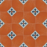 Mission Spanish Colonial #1 Cement Tile Rug