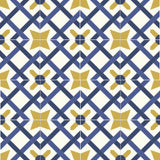 Mission Cordoba C Encaustic Cement Tile Rug