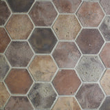 "8"" Hexagon Cement Tile"