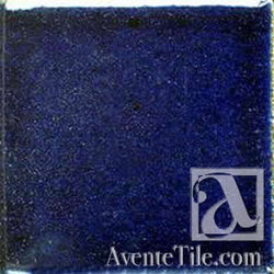 "Pool Tile Midnight 6"" x 6"" Handmade Porcelain Tile"