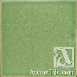 "Pool Tile Sequoia 6"" x 6"" Handmade Porcelain Tile"