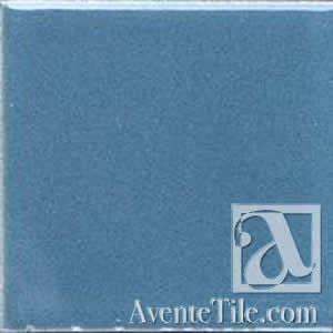 "Pool Tile Tomales Bay 6"" x 6"" Handmade Porcelain Tile"