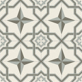 Mission Regent A Encaustic Cement Tile Rug (16 tiles)