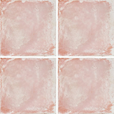 Premium Rosa White Wash Cement Tile