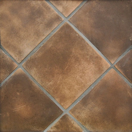 Cotto Dark Rustic Paver Cement Tile