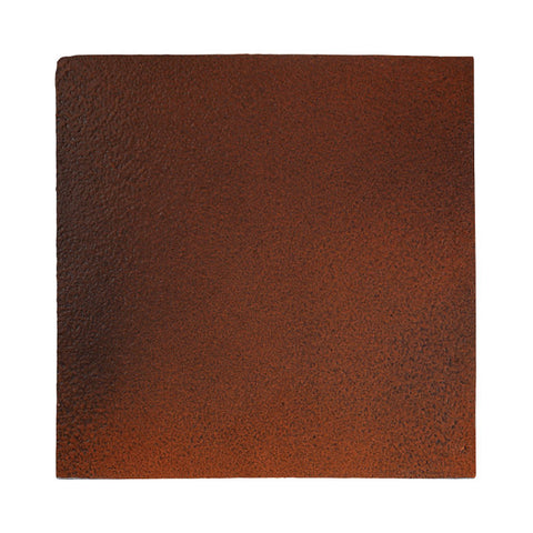 "Rustic Terracotta 12""x12"" Leather"