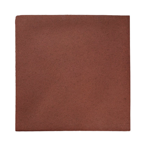 "Rustic Terracotta 12""x12"" Unglazed Mission Braun"