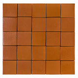 Rustic Terracotta Spanish Brown Glaze Chips