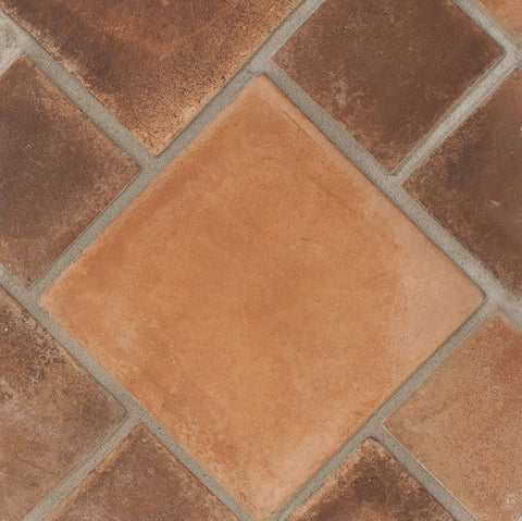 Signature Spanish Cotto Cement Tile