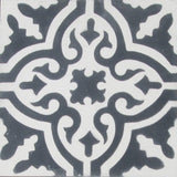 "Traditional Neiba C Encaustic Cement Tile 8""x8"""