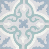 "Traditional Neiba D Encuastic Cement Tile 8""x8"""