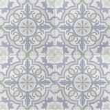 Traditional Seville Colorway 2 Encaustic Cement Tile Rug