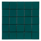 Malibu Field Mallard Green #7721C Ceramic Tile Glaze Chip