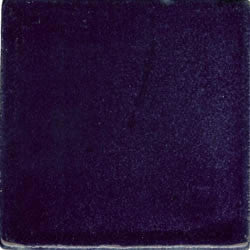 Yucatan Cobalt Hand Painted Plain Ceramic Tile