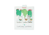 Llama and Cactus Party - Fiesta Summer Cupcake toppers, 12 ct