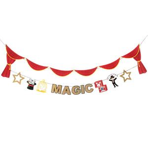 Magic Party Banner