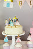 multiracial princess cupcake toppers