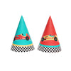 race car party hats