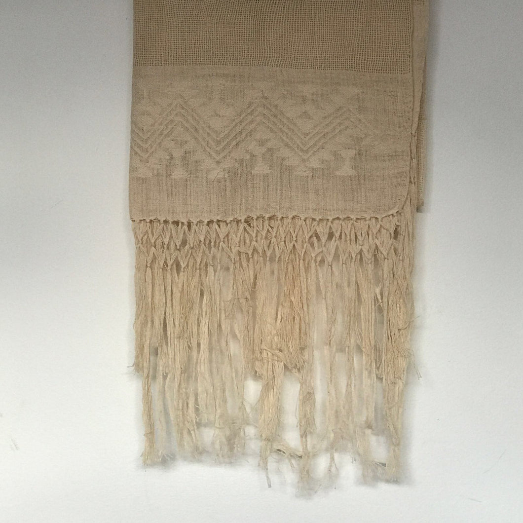 Antigua Shawl in Cream
